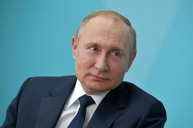 Путин рассказал о предложенной Зеленским теме для переговоров