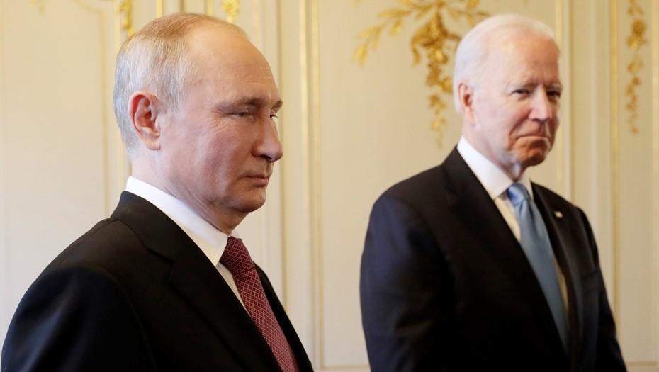 Рубль вырос на ожиданиях итогов встречи Путина и Байдена