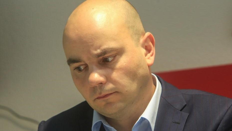 Сидящего в СИЗО политика Пивоварова оштрафовали в Петербурге на 50 тыс