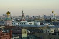 Суперливень в Москве прервал движение на участках двух линий метро