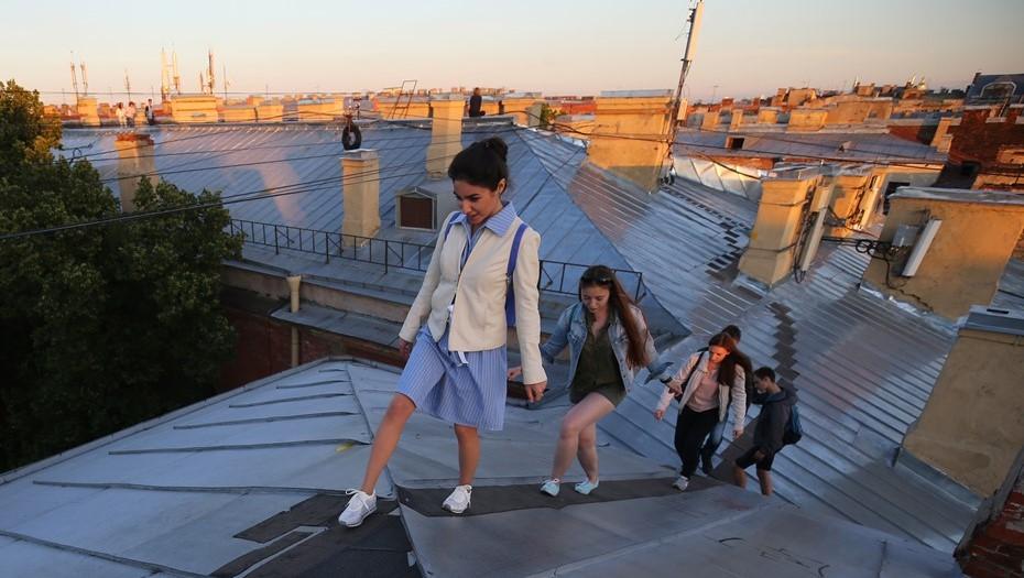 Торгово-развлекательные крыши: ТРЦ хотят проводить высотные экскурсии