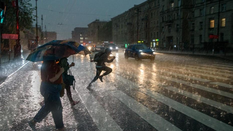 Учёные из Петербурга разработали приложение для расчёта осадков на территории