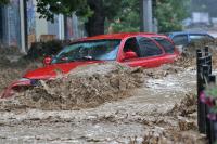 В Крыму после наводнения приостановили работу более 80 пляжей