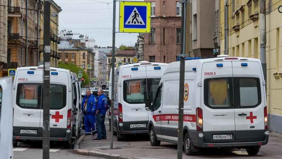В Петербурге число новых случаев COVID-19 за неделю выросло на 23%