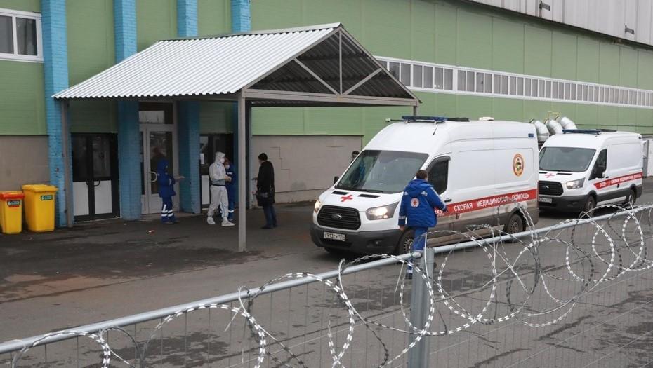 В Петербурге и Ленобласти продолжается рост числа заболевших ковидом