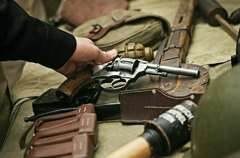 В России хотят ужесточить наказание за незаконный оборот оружия