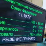 В Совфеде готовят меры по освобождению от НДС малых предприятий общепита