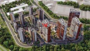 Еще один дом в составе жилой застройки на востоке Москвы введен в эксплуатацию