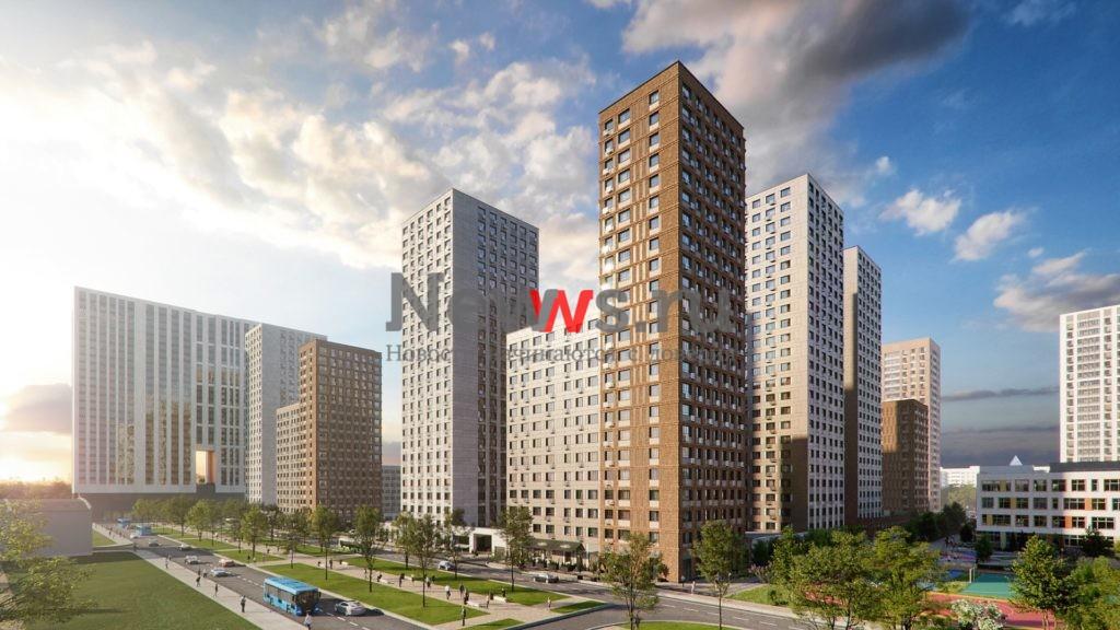 Москомстройинвест: AFI Development получил ЗОС на открытие продаж в новом жилом доме в ЖК «Сиреневый парк»