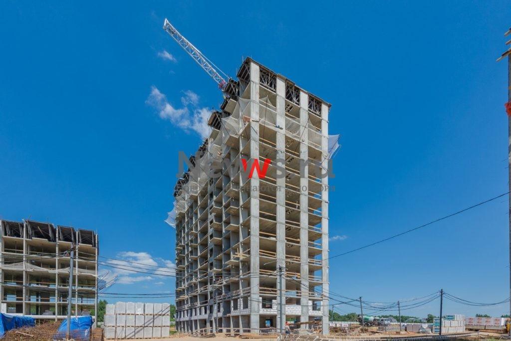 Первые пять домов ЖК «Новое Внуково» планируется ввести в эксплуатацию в IV квартале 2022 года