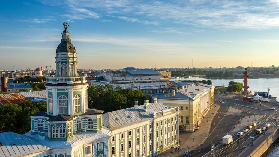 Антициклон опустит температуру в Петербурге в субботу на 3 градуса ниже нормы