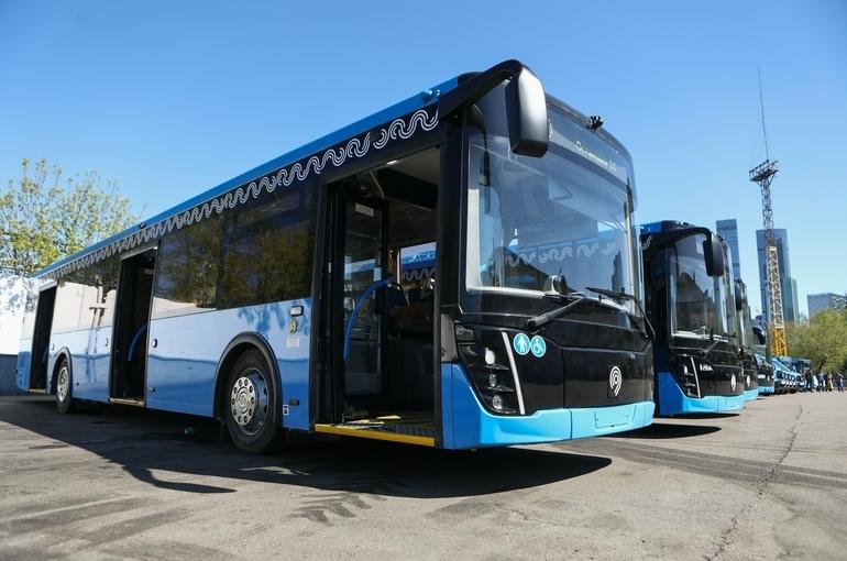 Беспилотные микроавтобусы на водороде появились на дорогах Эстонии