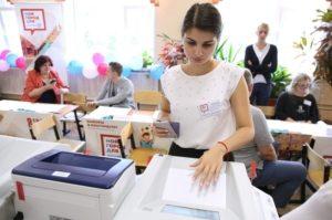 Центризбирком проведёт консультации с партиями о порядке видеонаблюдения за выборами