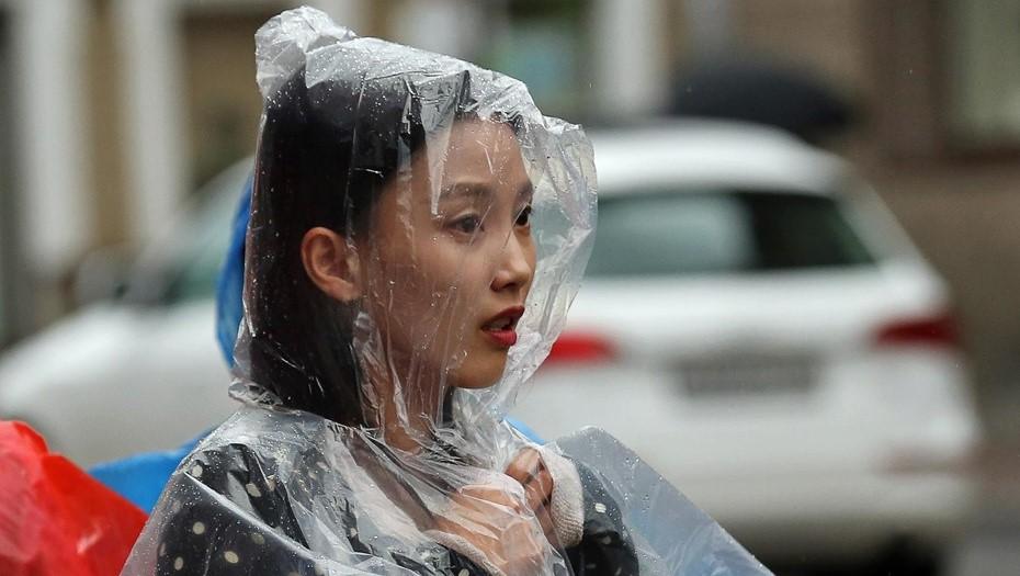 Циклон принесёт в Петербург кратковременные дожди и локальные грозы