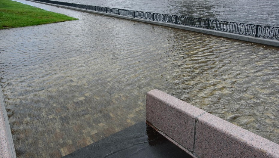 Климатолог из WWF предупредил об угрозе затопления Петербурга