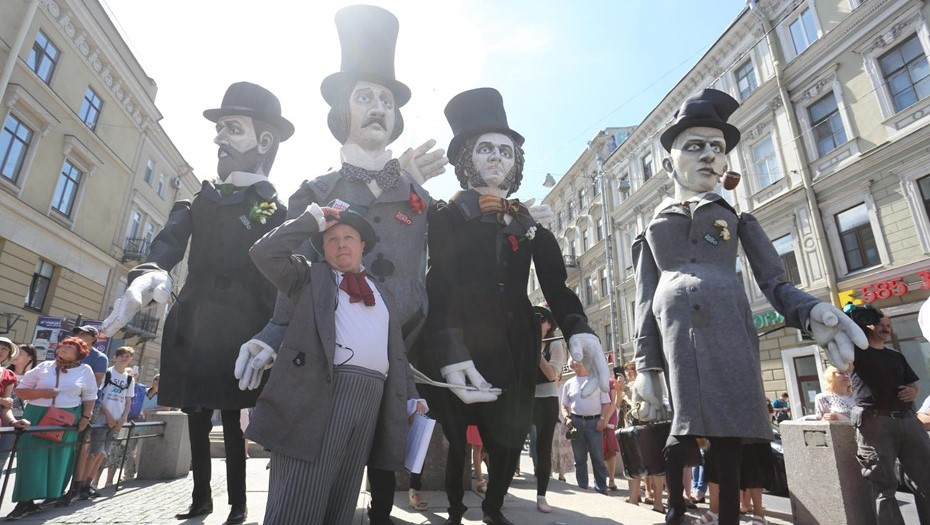 Петербург отметит 3 июля День Достоевского