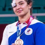 Петербургская дзюдоистка завоевала бронзовую медаль Олимпиады