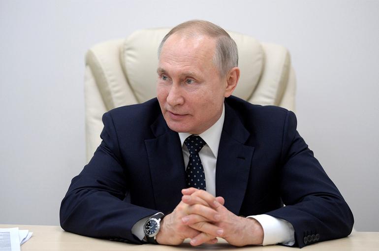 Путин распорядился создать оргкомитет по присуждению премии #МыВместе
