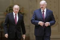 Путин: Россия и Белоруссия продолжат укреплять союзнические связи