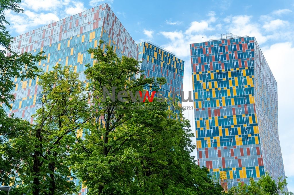 С начала 2021 года в Москве введены в эксплуатацию дома для 2367 семей обманутых дольщиков