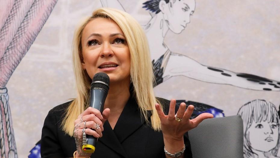 """Рудковская ответила на претензии фронтмена """"Ногу Свело"""" после отмены концерта"""