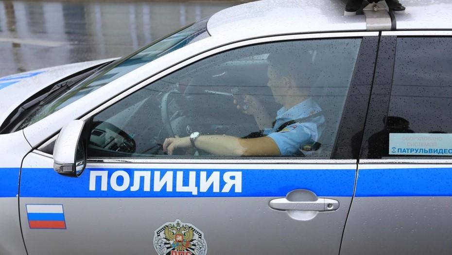 Трезвый петербуржец на скутере устроил гонки с полицией на севере города