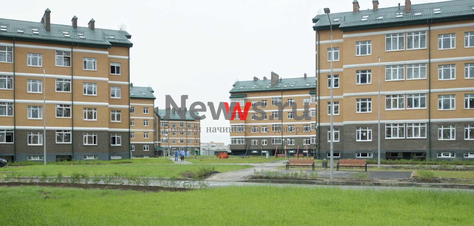 Анастасия Пятова: введены в эксплуатацию еще 6 корпусов проблемного жилого комплекса «Марьино Град»