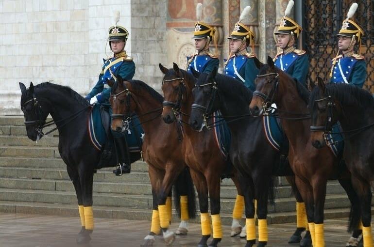 В Кремле приостанавливают торжественные церемонии развода караулов из-за коронавируса