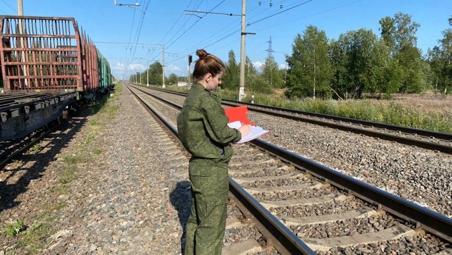 В Ленобласти поезд насмерть сбил мальчика, шедшего по путям в наушниках