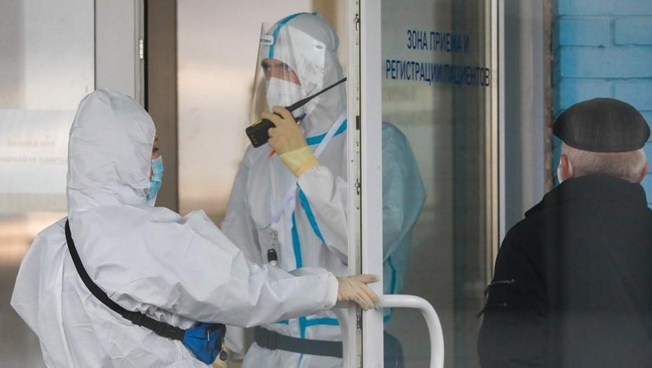 В Петербурге и Москве за сутки от COVID-19 умерли более 200 человек