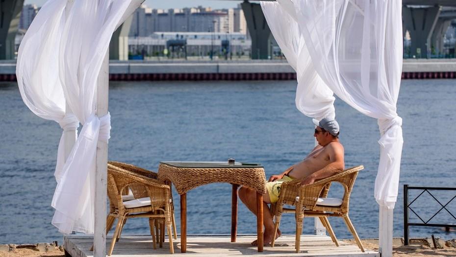 В последний понедельник июля в Петербурге обещают до +28 градусов