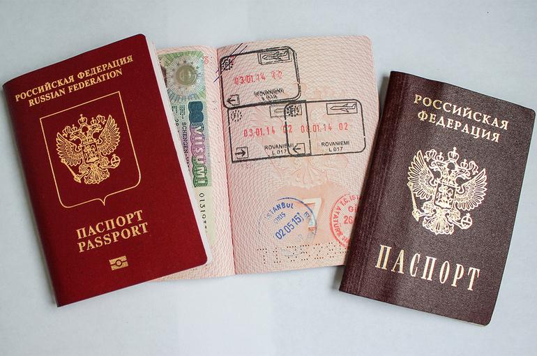 В российские паспорта разрешили не вносить информацию о браке и детях