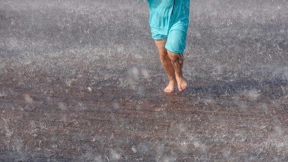 Вечером 14 июля в Петербурге ожидаются дожди и грозы