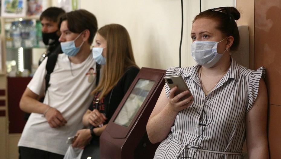 За сутки тесты на коронавирус в Петербурге сдали более 40 тыс. человек