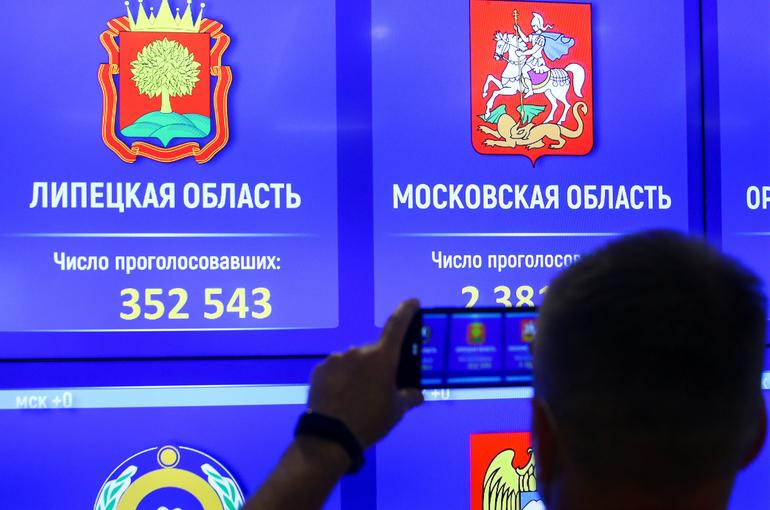 За выборами в Госдуму будут следить наблюдатели от СНГ