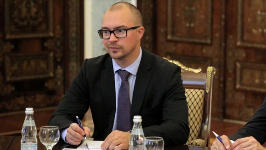 Задержанный в Петербурге консул Эстонии в Петербурге Марта Лятте
