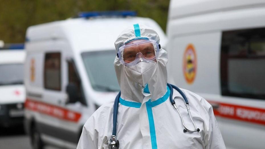 Беглов продлил COVID-выплаты медикам до 30 сентября