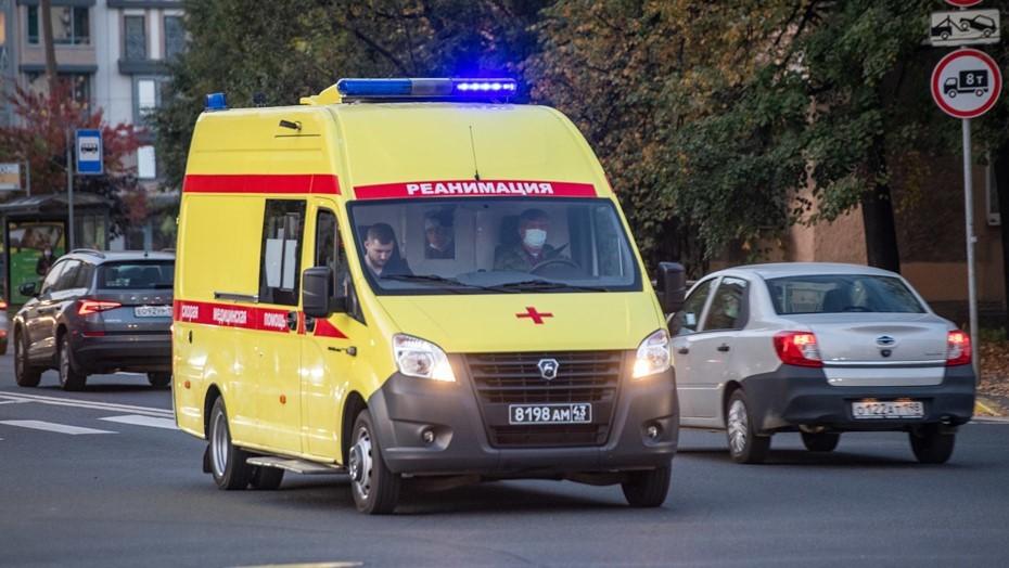 Число заболевших коронавирусом в Петербурге перевалило за 540 тысяч