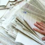 «Единая Россия» подала в ЦИК документы для регистрации федерального списка