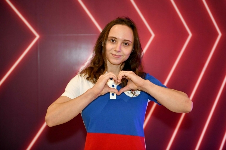 Гимнастка Ильянкова стала серебряным призером Олимпиады