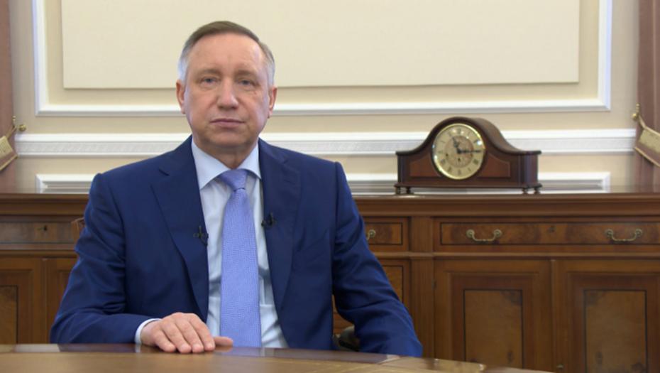 Губернатор Александр Беглов поздравил Ленобласть с 94-летием со дня образования