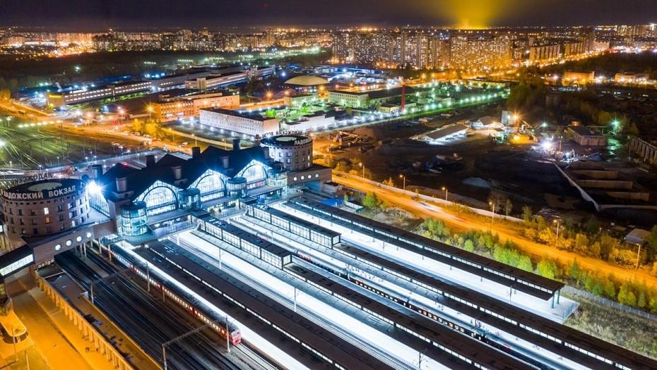 Губернатор Петербурга назвал сроки запуска движения по ВСМ Москва — Петербург