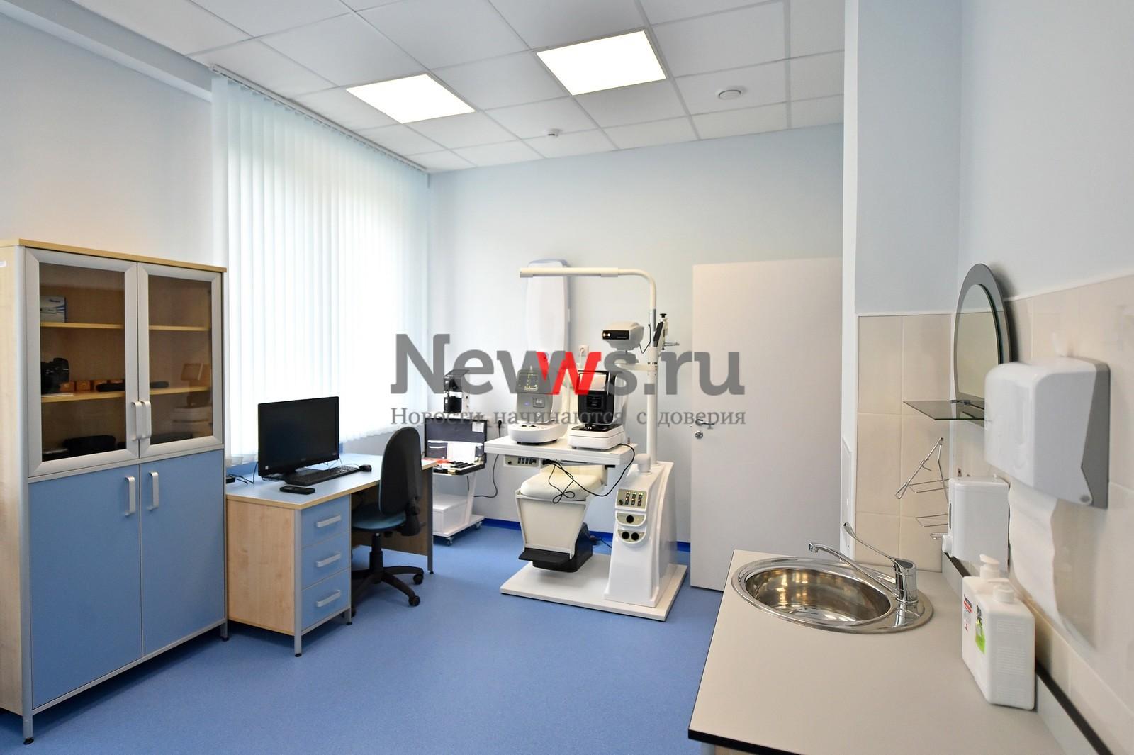 В 2022 году в проблемном ЖК «Царицыно» появится поликлиника на 320 посещений в смену