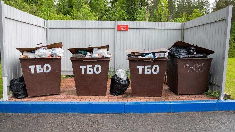 Компания из Петербурга построит завод по переработке мусора под Новгородом