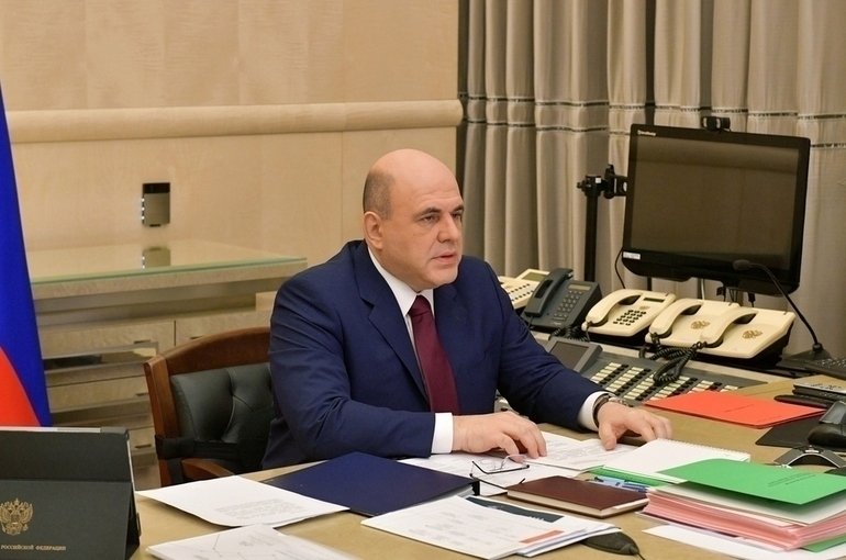 Мишустин обсудил с премьером Греции борьбу с природными пожарами