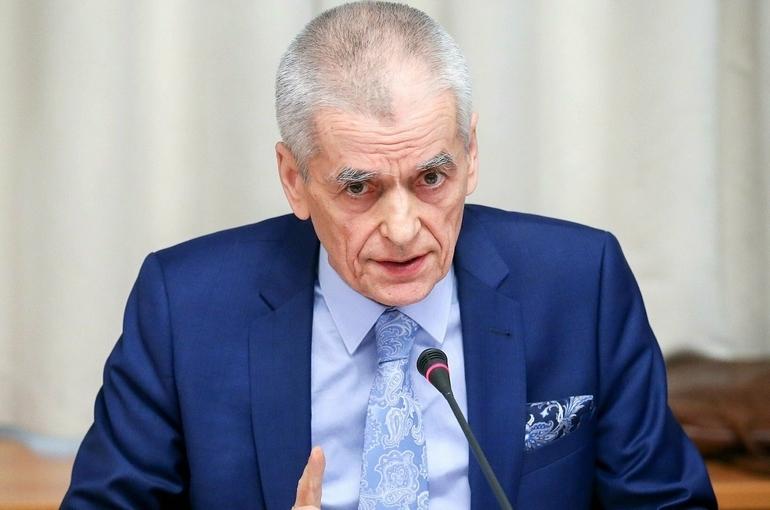Онищенко: идее о продаже крепкого алкоголя с 21 года нужна поддержка