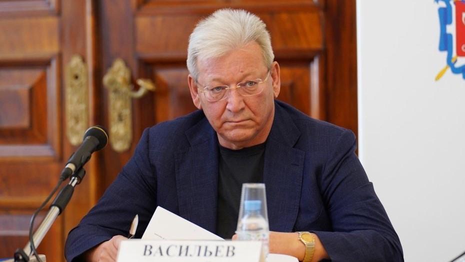 Петербургскому депутату-единороссу Васильеву отказали в регистрации на выборах