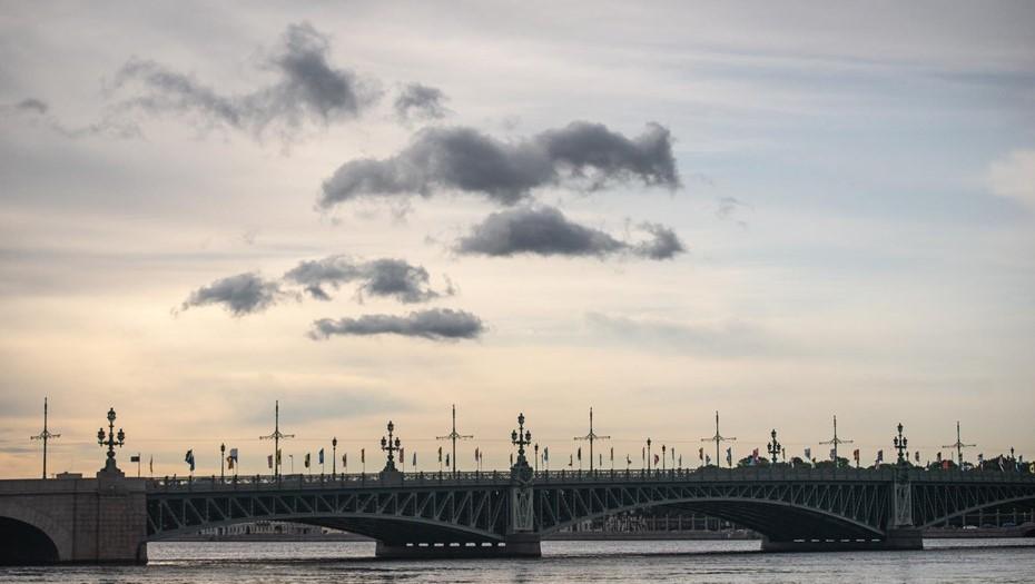 Петербургу пообещали +22 градуса без дождей