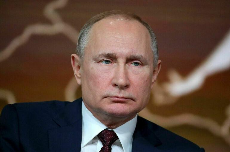 Путин: ситуация в Афганистане имеет прямое отношение к безопасности России