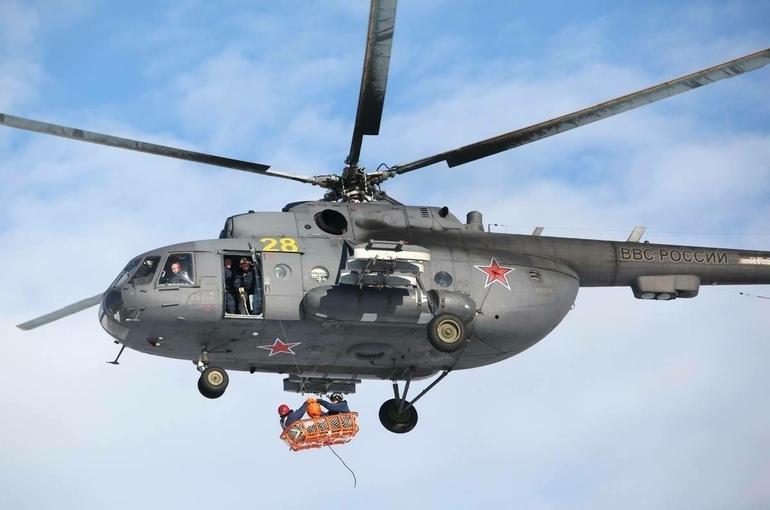 Следователи назвали три возможные причины крушения вертолёта Ми-8 на Камчатке